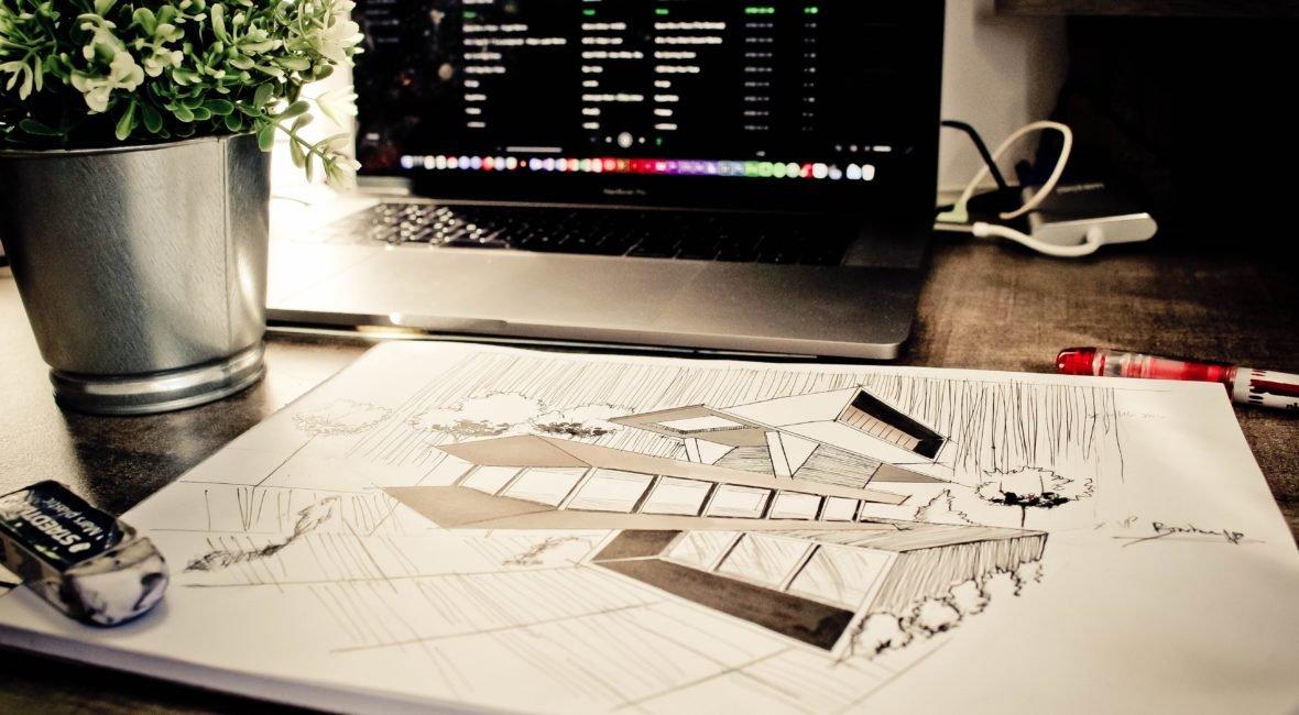 preciso saber desenhar para fazer arquitetura 1180x650 - Preciso saber desenhar para fazer Arquitetura?