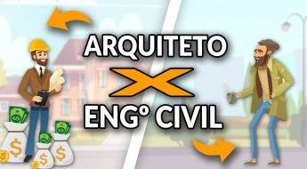 qual ganha mais arquitetura ou engenharia civil 345x190 - Qual ganha mais? Arquitetura ou Engenharia Civil?