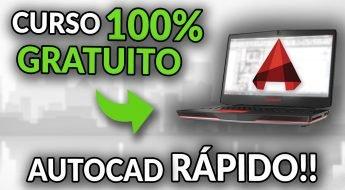 curso 100 gratuito de autocad como aprender CAD 345x190 - Curso 100% Gratuito De AutoCAD - Semana do AutoCAD