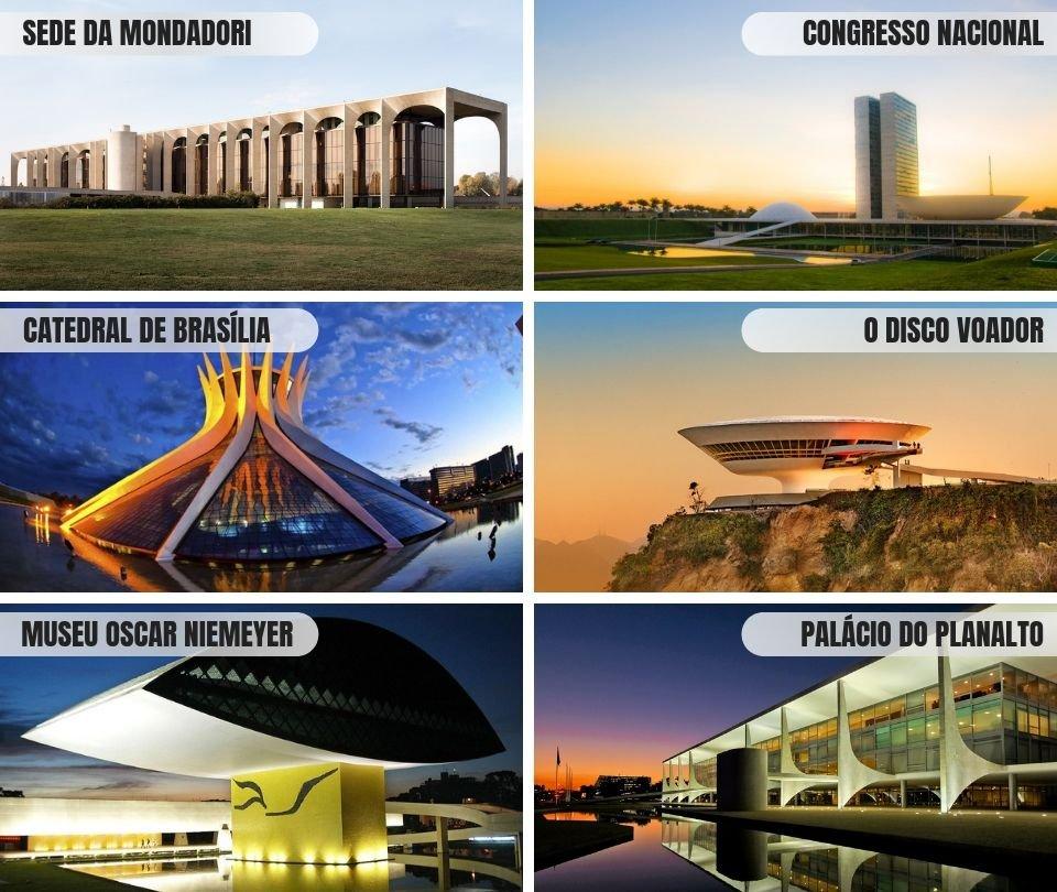 principais obras da historia do arquiteto oscar niemeyer - A História do Arquiteto Oscar Niemeyer