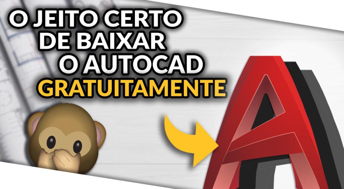 Como instalar o AutoCAD 2019 Gratuitamente Série Dominando o AutoCAD 2019 09 1180x650 - Como Instalar o AutoCAD 2020 Gratuitamente! O JEITO CERTO!